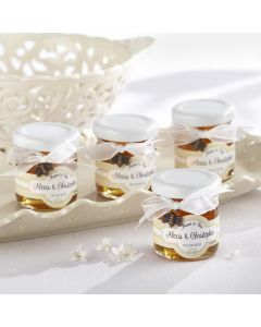 Personalized 1.75 oz. Clover Honey - Meant to Bee (Set of 12)