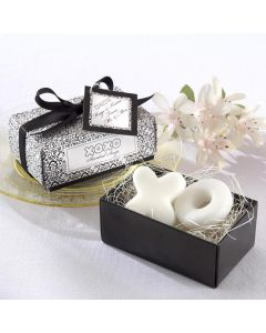 'Hugs & Kisses From Mr. and Mrs.!' Scented Soaps