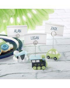 Precious Cargo Transportation Place Card Holders - Assorted (Set of 6)