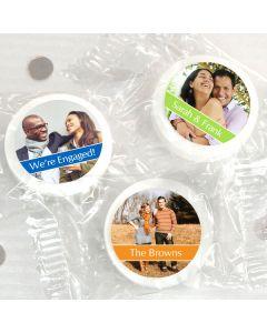 Photo Life Savers Mint Favors