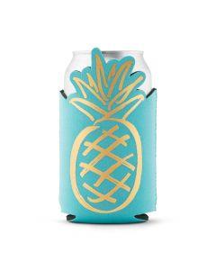 Neoprene Foam Beer Can Party Koozie - Aloha Beaches Bachelorette