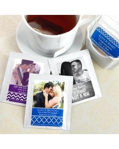 Photo Tea Favors