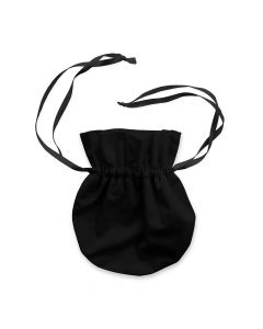Protective Face Mask Travel Bag - Black