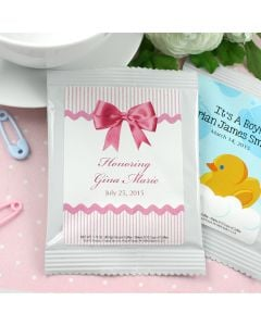 Baby Coffee Favors (White)
