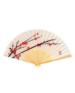 Cherry Blossom Hand Fans (6)