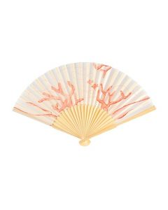 Beach Fan With Delightful Underwater Seascape
