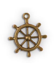 Boat Wheel Charm (12)