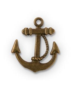 Boat Anchor Charm (12)