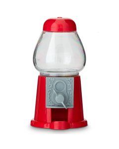 Empty Classic Red Gumball Machine