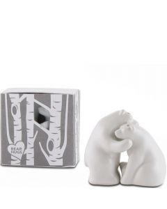 Ceramic Bears Salt And Pepper Shakers Favor Gift Boxed