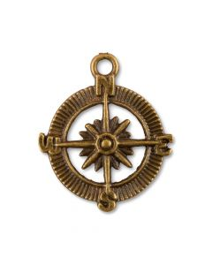 Compass Charms (12)