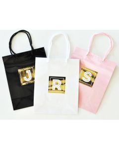 Monogram Gift Bags (set of 6)