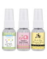 Baby Shower Hand Sanitizer Favors - 1oz Spray