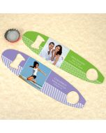 Picture Perfect Photo Surfboard Bottle Openers