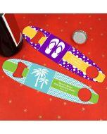Adult Birthday Surfboard Bottle Openers